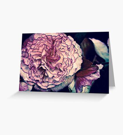 Begonian Rhapsody Greeting Card