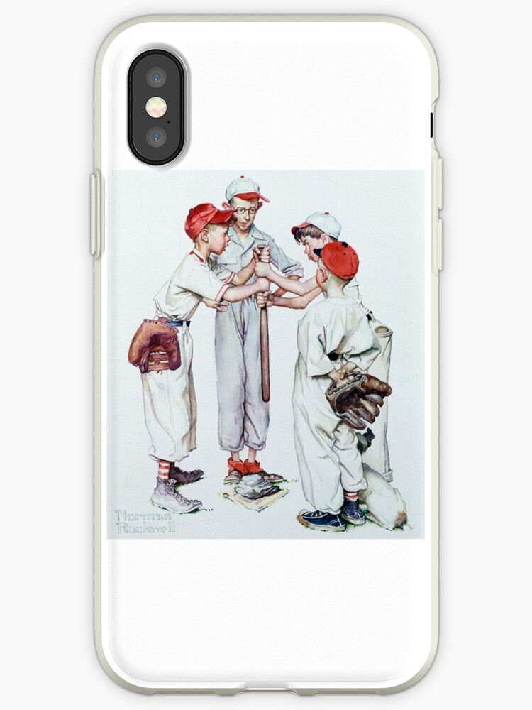 coque baseball iphone xs