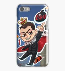 Moriarty (a) iPhone Case/Skin