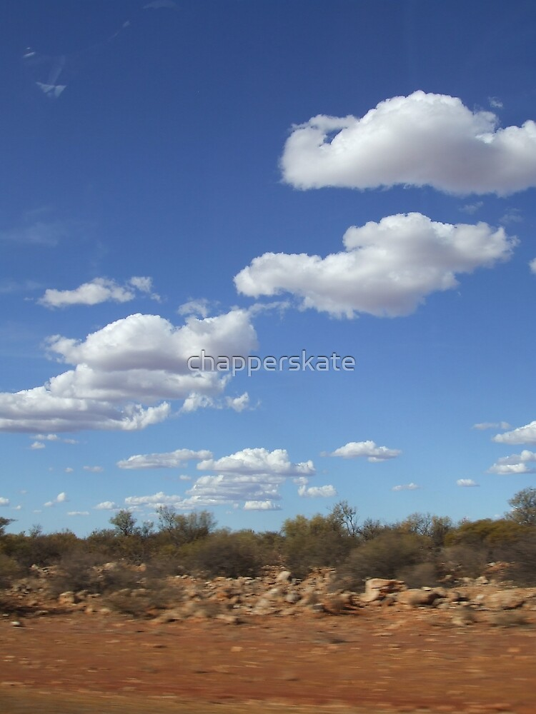 The Outback, Western Australia by chapperskate