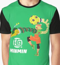 MINMIN - ARMS  Graphic T-Shirt