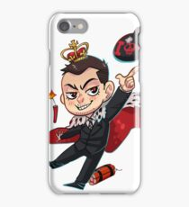 Moriarty (b) iPhone Case/Skin