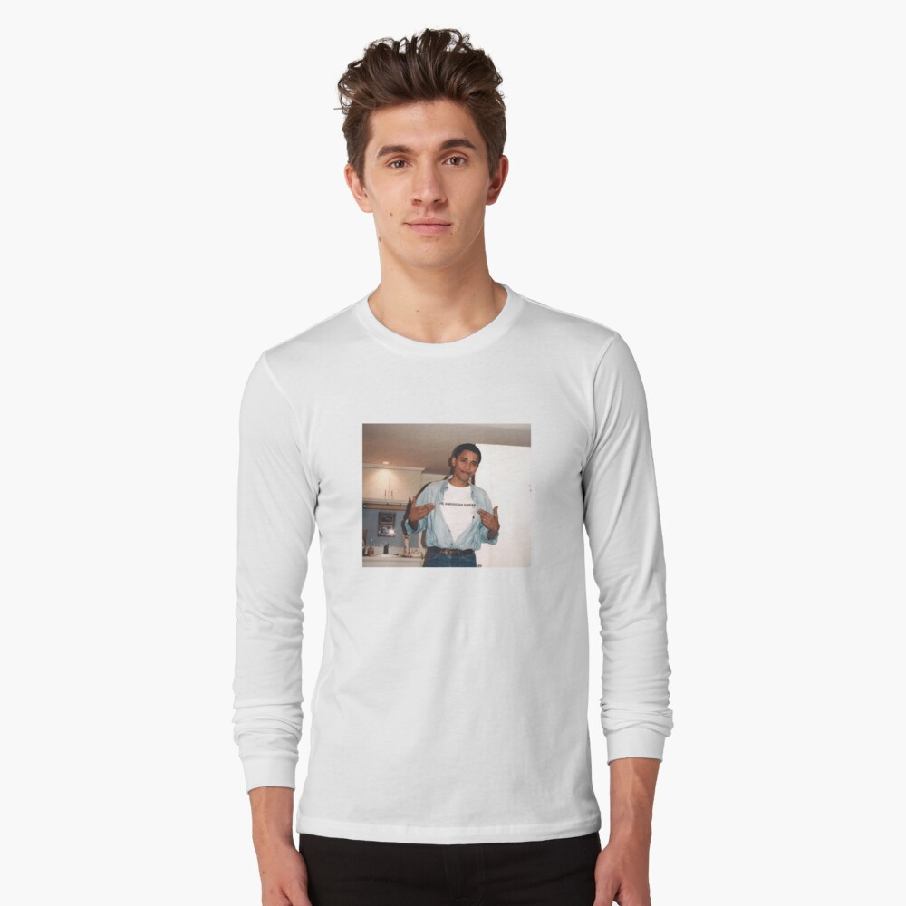 The American Dream - Obama Print Long Sleeve T-Shirt