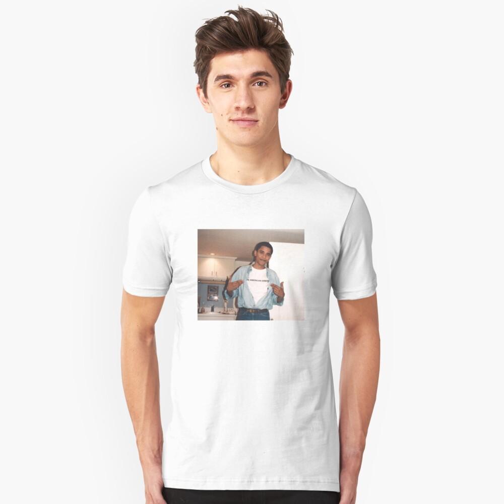 Der amerikanische Traum - Obama Print Unisex T-Shirt