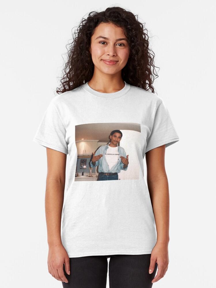 Alternate view of The American Dream - Obama Print Classic T-Shirt