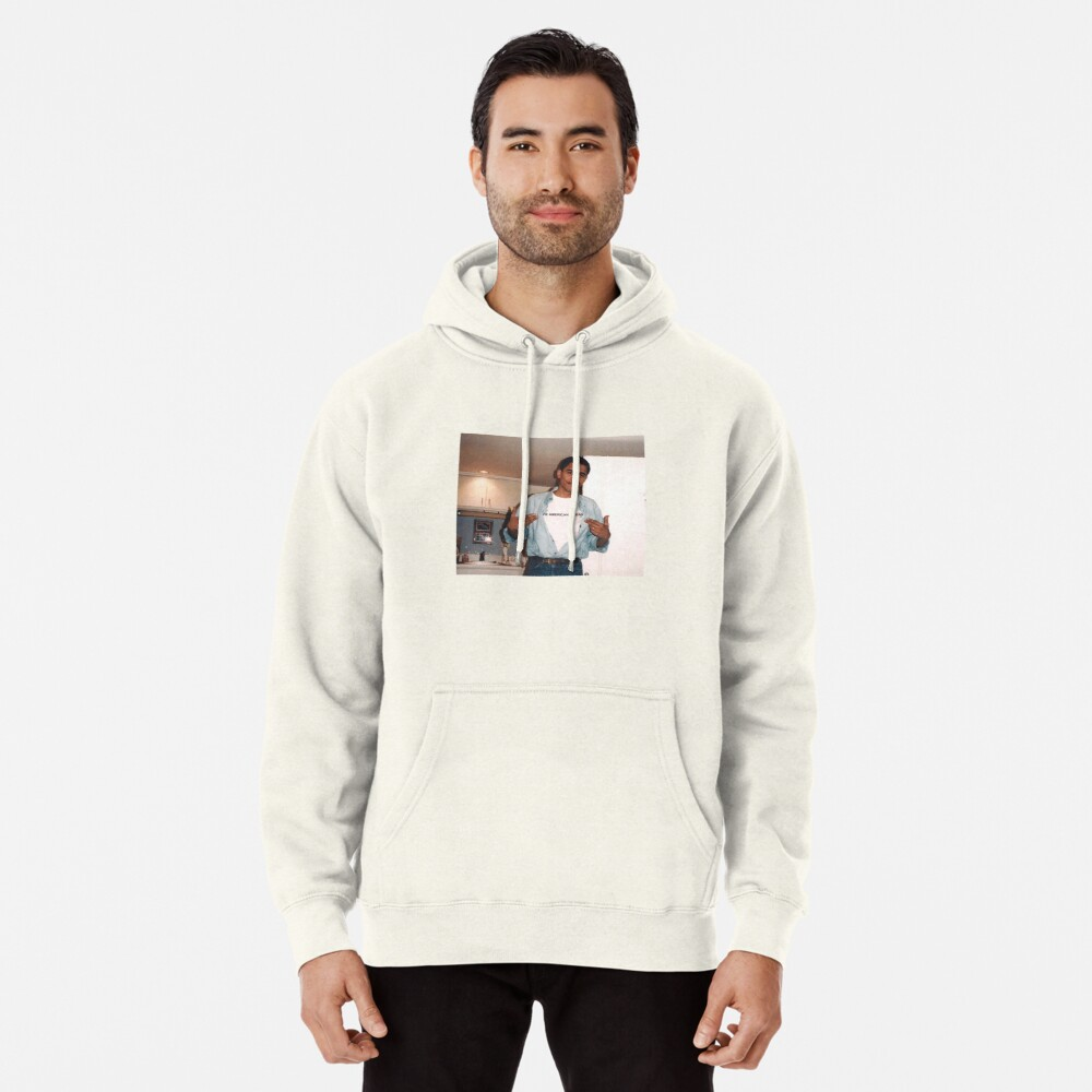 The American Dream - Obama Print Pullover Hoodie