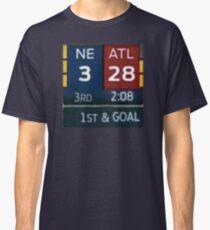 Falcons Lead 28-3 Classic T-Shirt