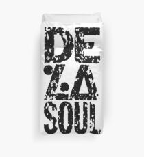 DE LA SOUL IS DEAD Duvet Cover