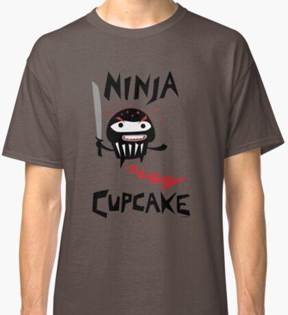 Ninja Cupcake - 2 Classic T-Shirt