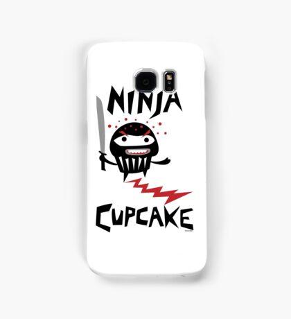 Ninja Cupcake - 2 Samsung Galaxy Case/Skin