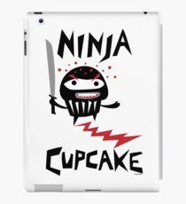 Ninja Cupcake - 2 iPad Case/Skin