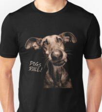 Dogs Rule! Unisex T-Shirt