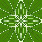 leaf mandala by glkdesigns