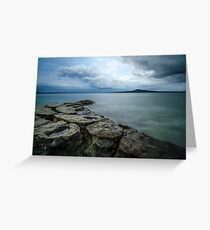 Rangitoto Greeting Card