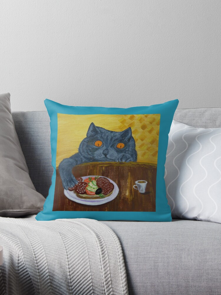 Cat. British blue by Lovemydesigns