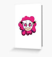 Chibi Gwenpool Greeting Card