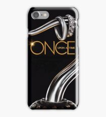 Once Upon a Captain Swan Wedding iPhone Case/Skin