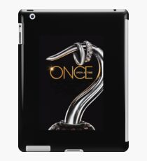 Once Upon a Captain Swan Wedding iPad Case/Skin