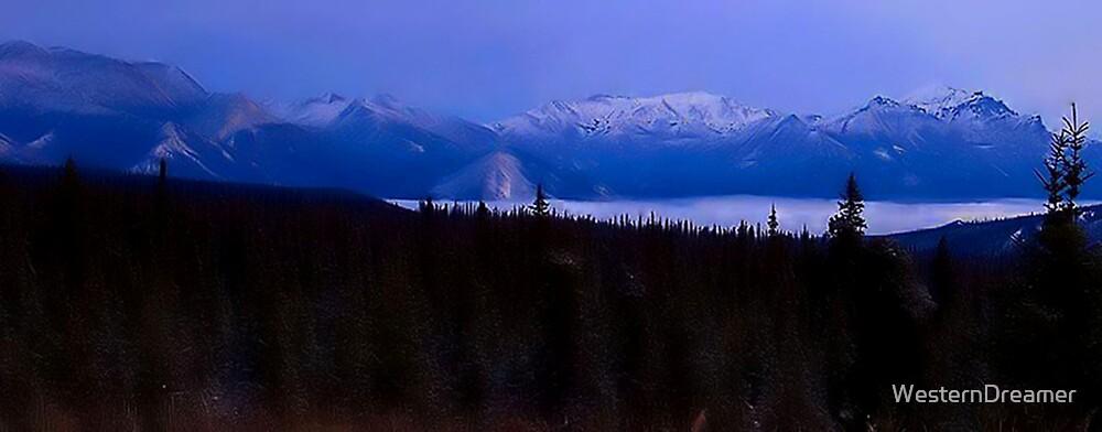 ~ Misty Morning Blues ~ by WesternDreamer