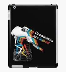 Boomboxes are logical iPad Case/Skin