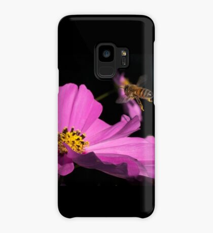 Bee coming into land  Case/Skin for Samsung Galaxy