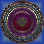 Rainbow Sea Urchin by barrowda