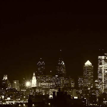 Philly at Night by heels76