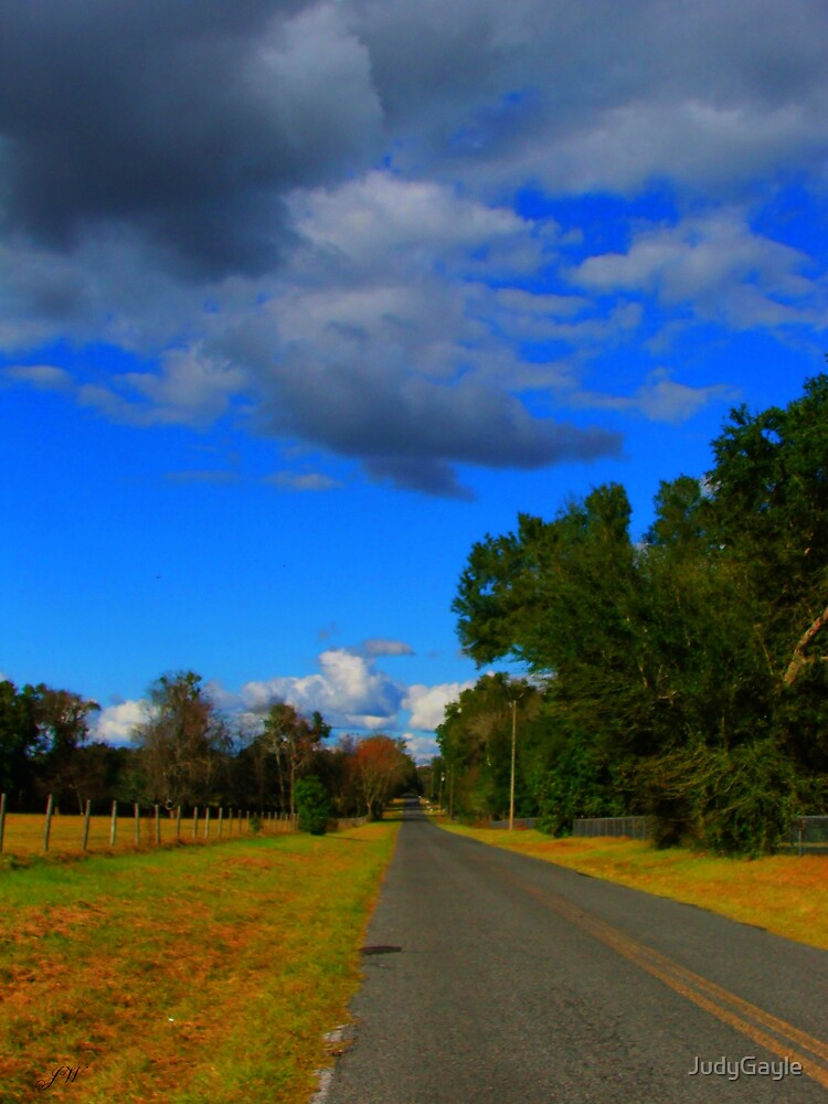 Cloudy Days by Judy Gayle Waller