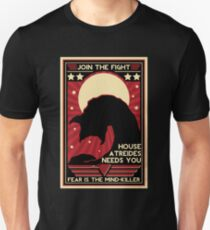 Fear is the Mind-Killer T-Shirt
