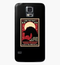 Fear is the Mind-Killer Case/Skin for Samsung Galaxy