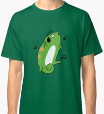 Dancing Chameleon  Classic T-Shirt