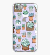 Succulent Love iPhone Case/Skin