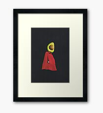 Rootless 2 (avocado) Framed Print