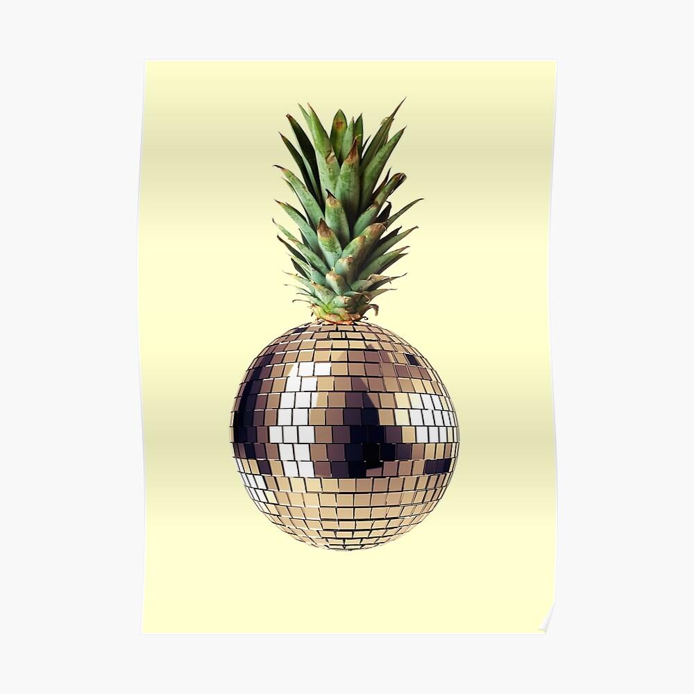 Ananas Party (Ananas) Poster