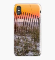 DUNE FENCE iPhone Case/Skin