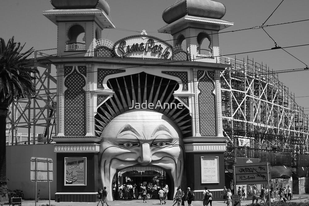 Luna Park #2 by JadeAnne
