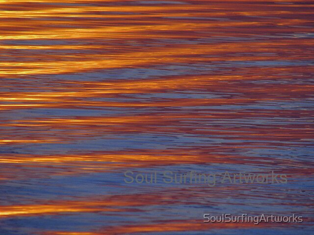 Coloured Lake by SoulSurfingArtworks