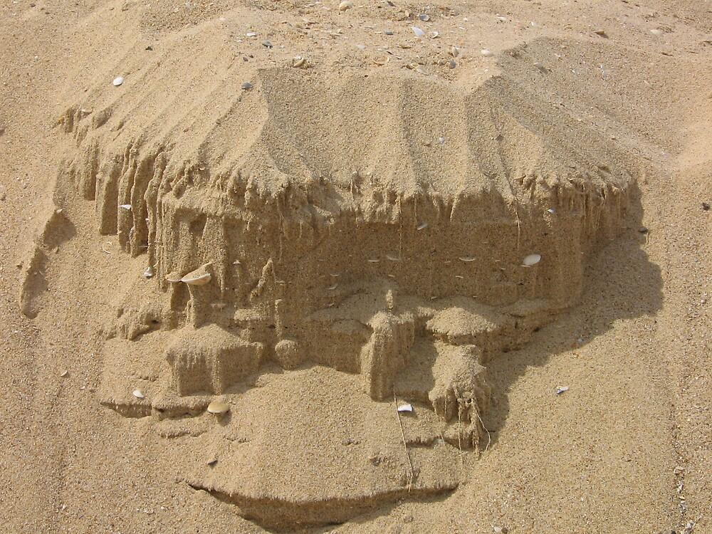 "Sand ""Castle"" by Beetlebug"