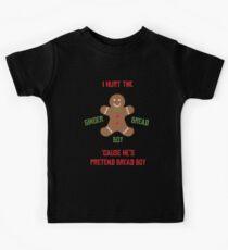 Pretend-Bread Boy [Carl Poppa] Kids Tee