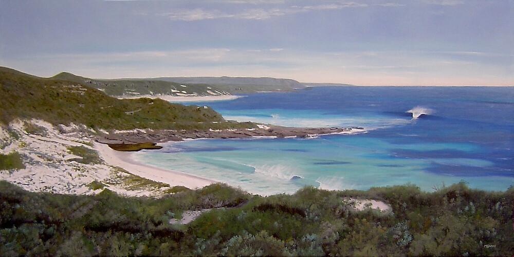 Gas Bay by Martin Clarke