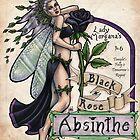 Lady Morgana's Absinthe by Bobbie Berendson W