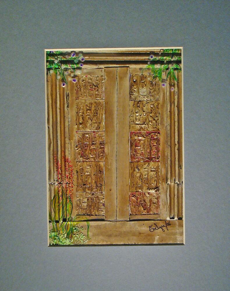 Open the Door by Evelyn Reinprecht