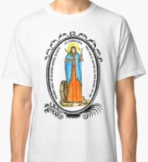 Saint Christina Patron of Healing Mental Illness Classic T-Shirt