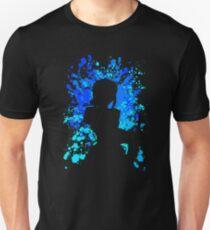 Saber Inspired Paint Splatter Anime Shirt T-Shirt