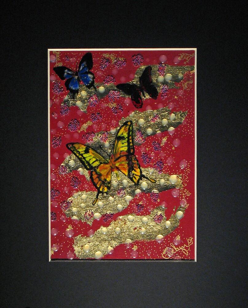 The Butterflies by Evelyn Reinprecht