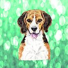 Beagle Beauty by didielicious