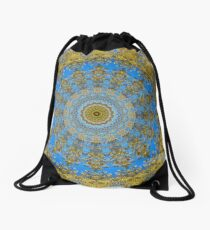 Spiral Architect Drawstring Bag