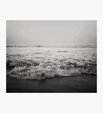 Ocean Crash Photographic Print