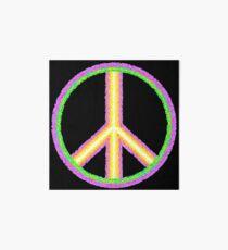 Peace Waves by IdeaJones Art Board