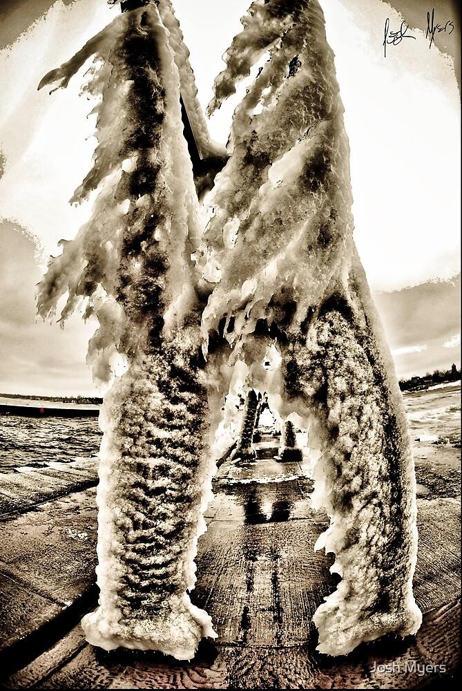 Frozen Wind by Josh Myers